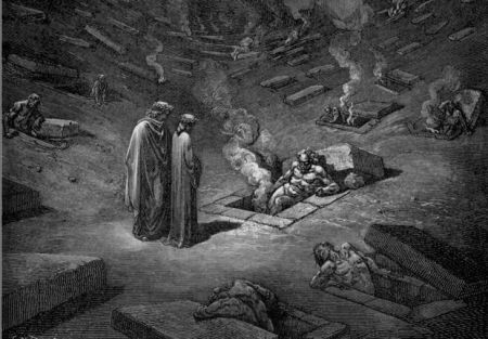 """from Dante's """"Inferno"""""""